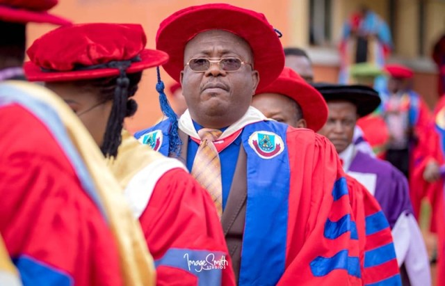 Dr Ifeanyi Micheal Osuoza