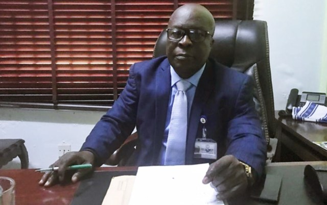Hon Peter Uviejitobor, Chairman, Delta State House of Assembly Committee on Water Resources Development