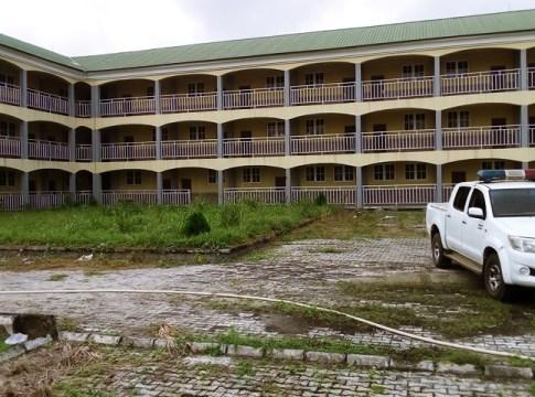 Emore Grammar School, Oleh, Isoko South Local Government Area of Delta State