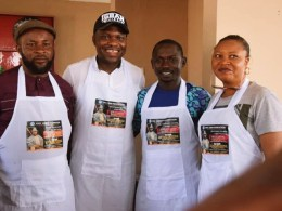 Eric Igban Foundation Health Campaign And Leadership Seminar Led by Dr Andrew Igban