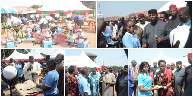 Ochor Ochor Foundation Empowers Delta Queens in Obiaruku