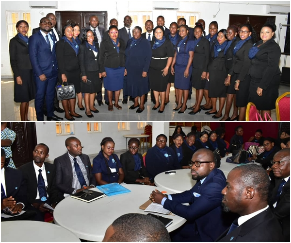 Newly Recruited Lawyers in Delta State