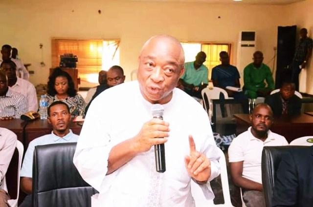 Chief Uche Okpuno, CEO ULO Consultant Limited