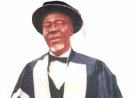 late Rev. Dr. Samuel Wadei Martin, Founder, Pilgrim Baptist Hospital Issele-Uku