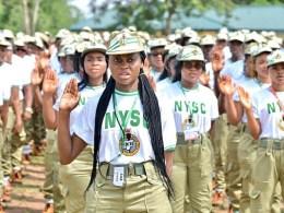 Delta NYSC Members