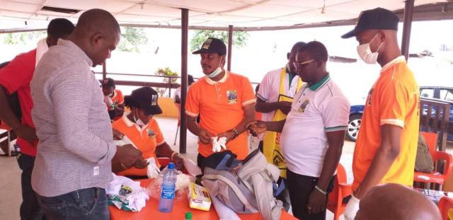Osanebi Support Against Coronavirus in Ndokwa Land
