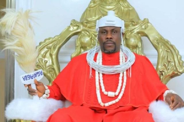 Pere of Gbaramatu Kingdom, HRM Oboro Gbaraun II