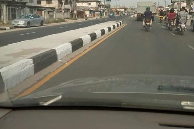 Ubeji Road