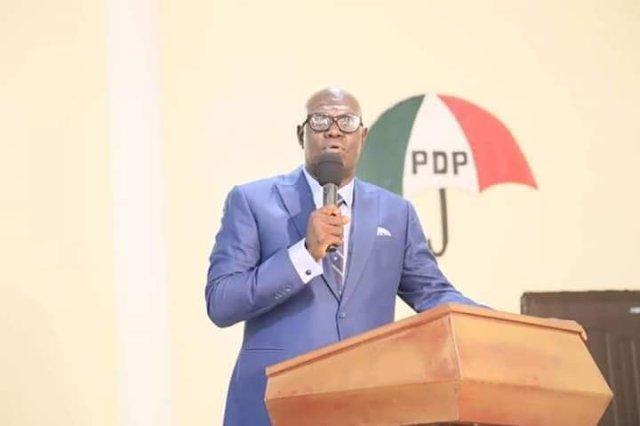 Delta PDP Chairman, Barr. Kingsley Esiso