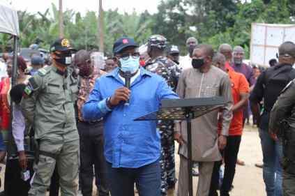 Speaker Oborevwori In Obodo Community