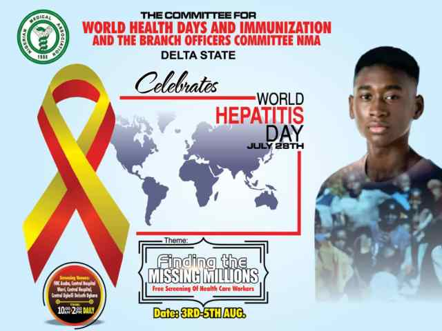 2020 World Hepatitis Day