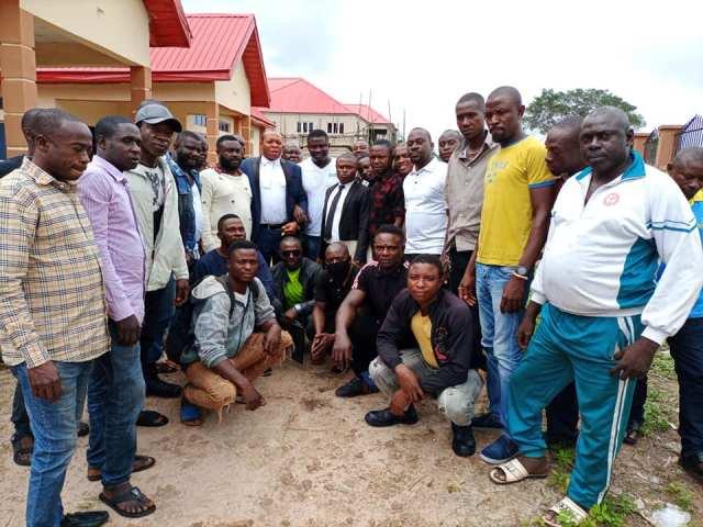 Agbor Gha-Ihun Vigilante
