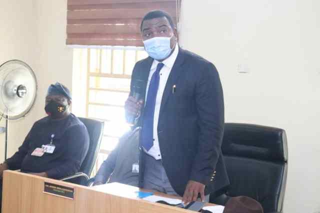 Hon Anthony Elekeokwuri, Chairman, Public Accounts Committee