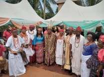 Igwe Nsukka Crowns Omu Anioma Nneoha