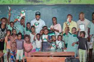 Eric Igban Foundation Education Reach Out in Delta Riverine Communities