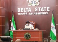 Delta Assembly Speaker, Rt. Hon. Sheriff Oborevwori