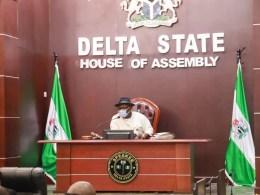 Delta Assembly Speaker, Rt. Hon. Sheriff Oborevwori