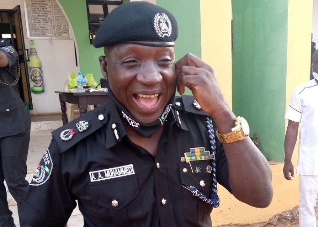 CP Ari Mohammed Ali, Commissioner of Police, Delta State Command