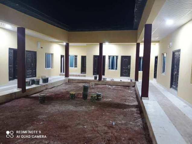 Ndudi Elumelu Constituency Projects