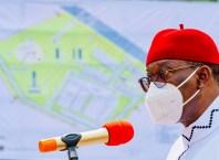 Delta State Governor, Senator Ifeanyi Okowa (Photo: Twitter.com/IAOkowa)