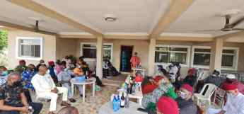Aniocha North PDP Leaders Meeting