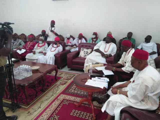 Delta North Traditional Rulers Forum
