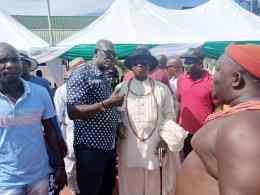 Kingsley Esiso and Kenneth Gbagi