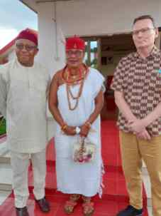 Americans Research Omu Anioma Institution