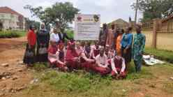 CEPEJ Inaugurates Peace and Environment Clubs in Abuja secondary schools