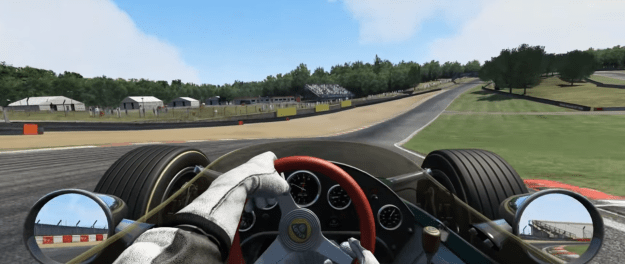 Assetto Corsa Lotus 49 Brands Hatch