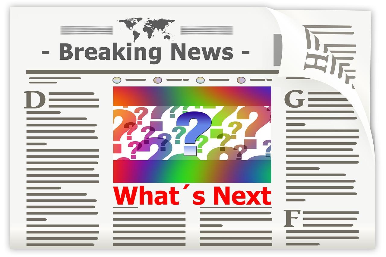 Newspaper - What's Next?