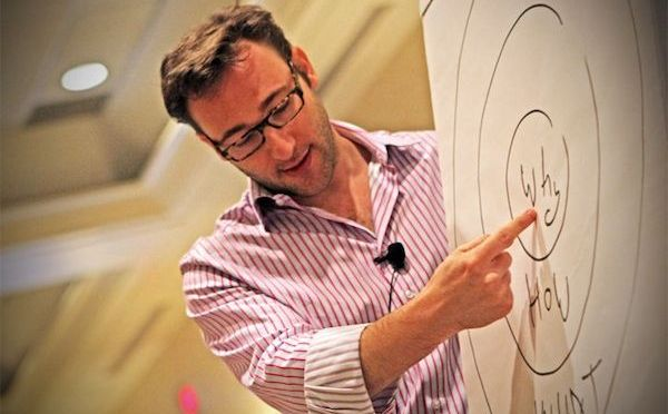 Simon Sinek Video 04/2012