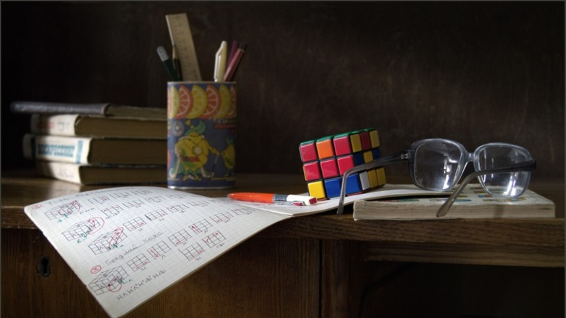 How to change your life with a Rubik's Cube