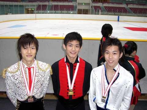 SKATE '05 ALL-Japan Figure Skate Junior Championship