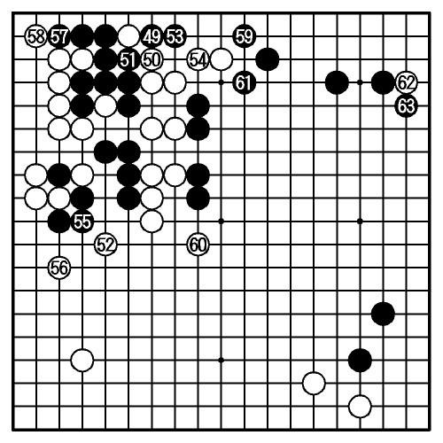 asahi.com(朝日新聞社):囲碁名人戦第5局1日目ダイジェスト - 囲碁