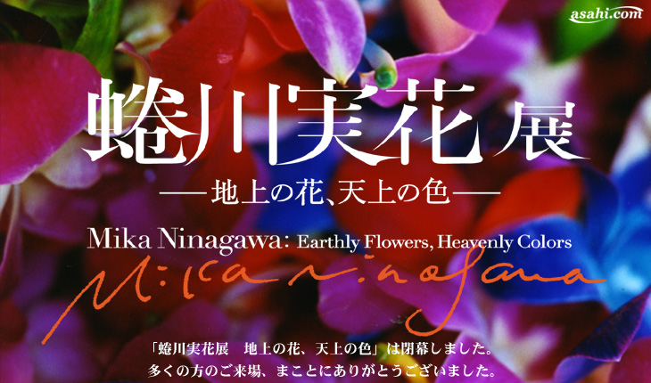 *天上的色,長在地上的花:用五個觀點來看 蜷川實花 (NinagawaMika) 1