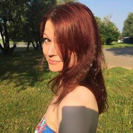 ロシアの元スパイ、セルゲイ・スクリパリ氏の娘のユリアさん。本人のフェイスブックから=AP