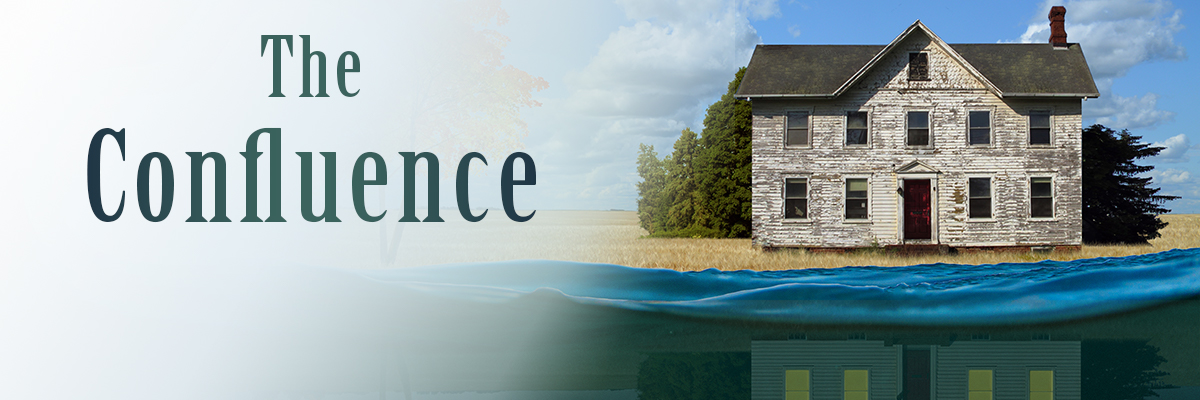 Gregory Josephs' speculative fiction book The Confluence is (almost) here!