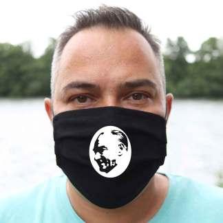 Gülümseyen Atatürk Maskesi