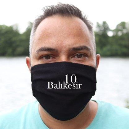 10 Balikesir Maske