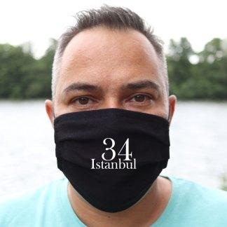 34 Istanbul Maske