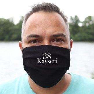 38 Kayseri Maske