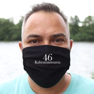 46 Kahramanmaras Maske