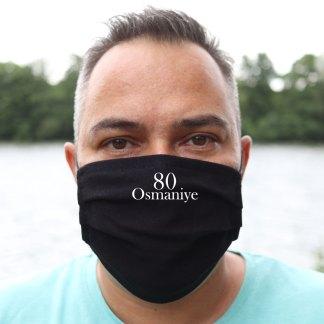 80 Osmaniye Maske
