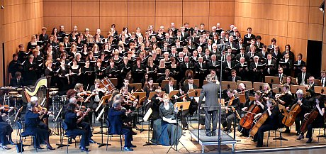 Amberger Chorgemeinschaft und Chor der Berufsfachschule für Musik im ACC (2010)