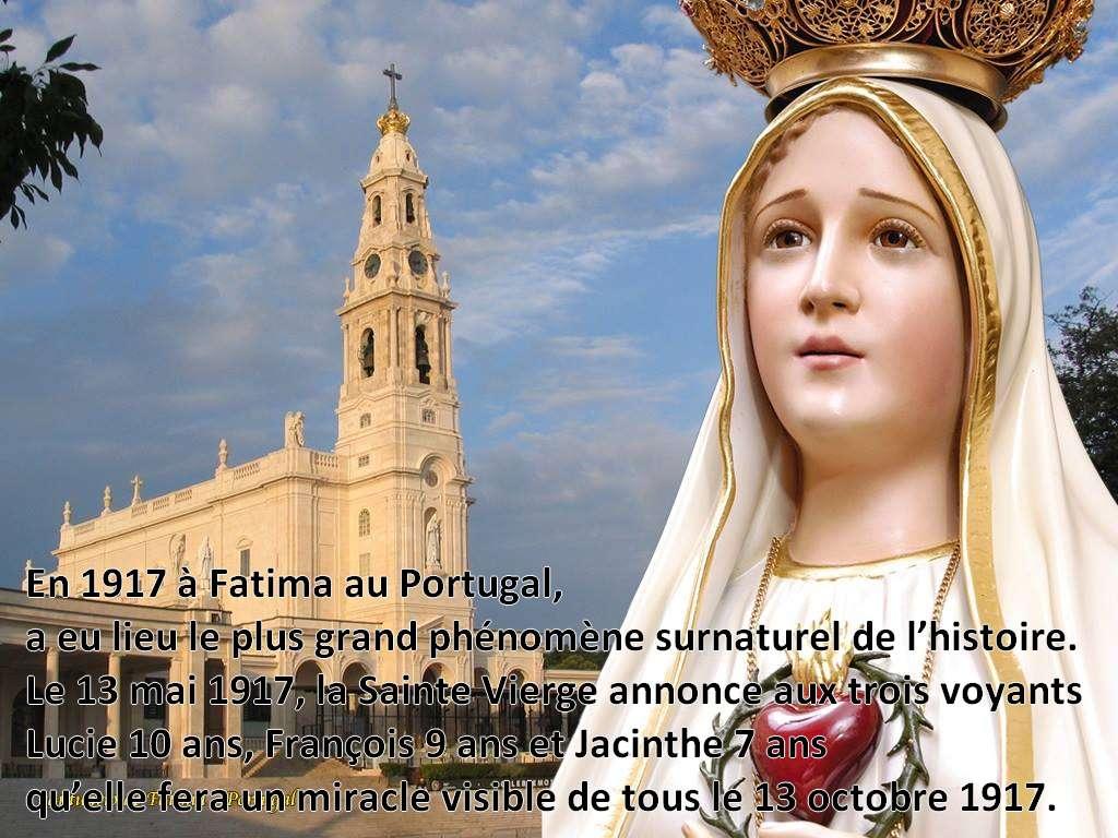 """Résultat de recherche d'images pour """"notre dame de fatima au portugal"""""""