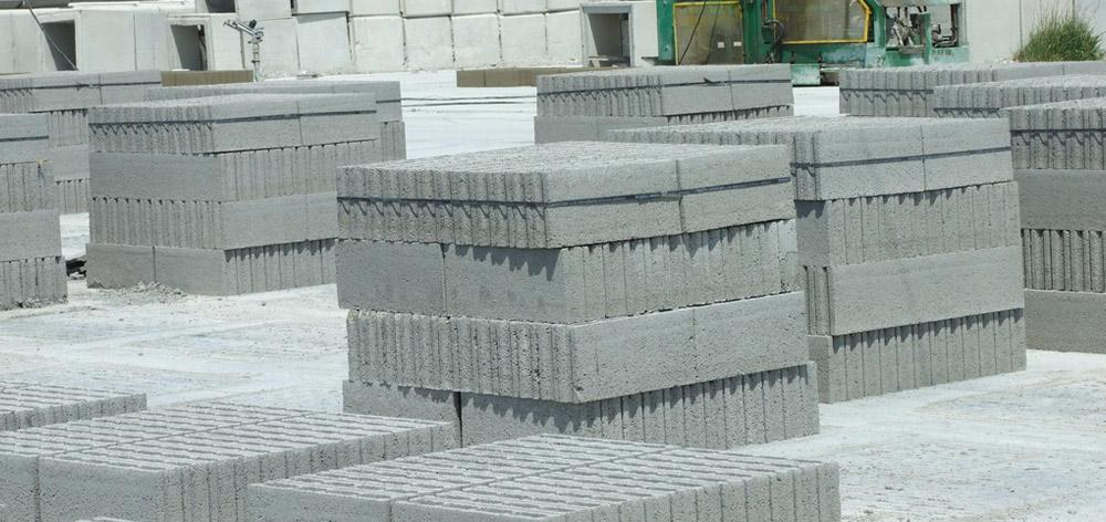 Manufacturing Concrete Blocks