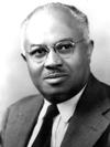Edward Franklin Frazier - courtesy of American Socioloigcal Association