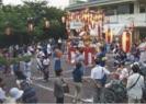 お祭り(柿生駅前町内会)