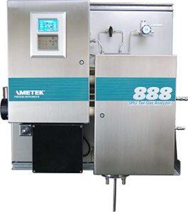 Ametek Model 888 Tailgas Analyzer 2